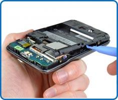 بازکردن موبایل
