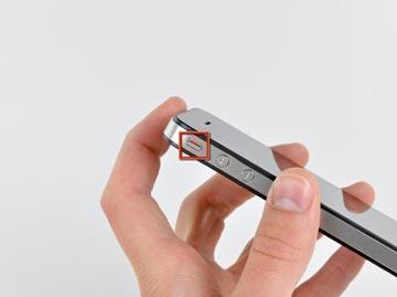 طریقه بازکردن موبایل