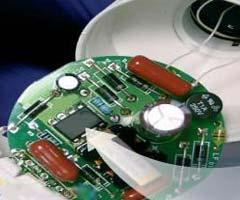 آموزش تعمیر برد لامپ کم مصرف