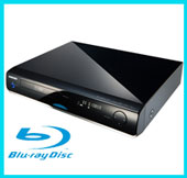 DVD player , bluray player