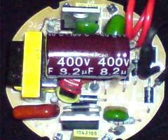 تعمیر بورد لامپ کم مصرف