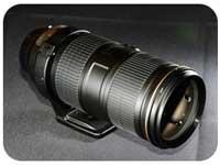 عکس لنز دوربین