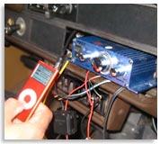 روش نصب ضبط خودرو