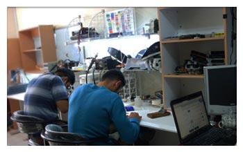 کلاس آموزش تعمیرات