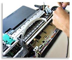 آموزش تعمیر مکانیک پرینتر
