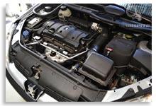تعمیر موتور 206