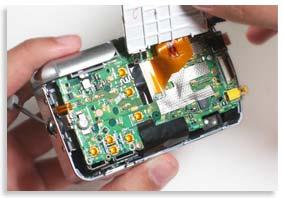 تعمیر برد دوربین