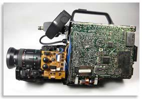 تعمیرات دوربین فیلمبرداری 2