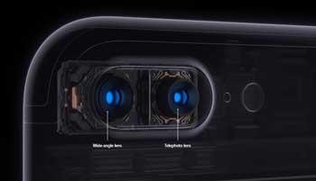 دوربین آیفون ۷