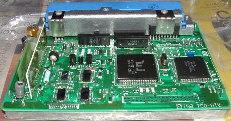 شبکه VAN در سیستم مالتی پلکس خودرو