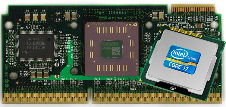 CPU چیست و چگونه کار میکند؟