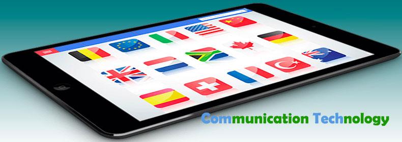 فعالسازی زبانهای مختلف در موبایل