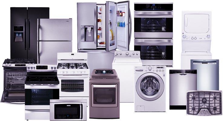 جدول توان مصرفی دستگاه های برقی