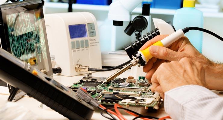 لوازم مورد نیاز برای راه اندازی تعمیرگاه لپ تاپ و موبایل