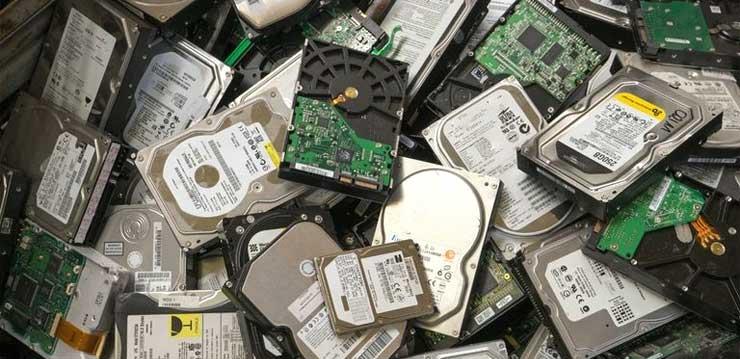 چند نکته در بازیابی اطلاعات هارد دیسک