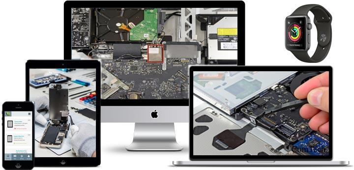 تعمیر محصولات اپل