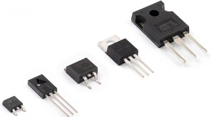 آشنایی با ترانزیستورها