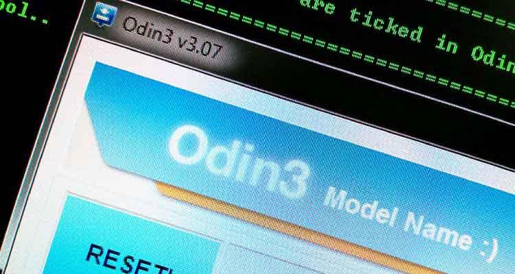 آموزش نرم افزار jOdin3 جهت روت کردن