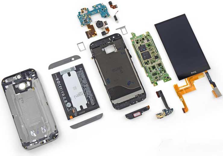 آموزش تعمیر موبایل مبتدی فصل ۴