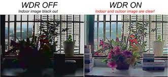 خاصیت WDR