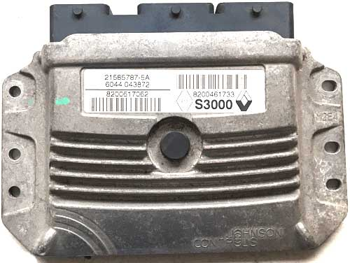 ECU S3000