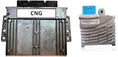 ECU S2000-CNG