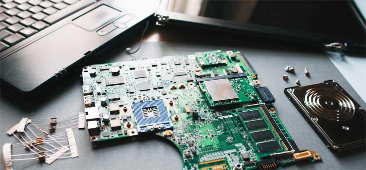 جزوه آموزش تعمیرات لپ تاپ