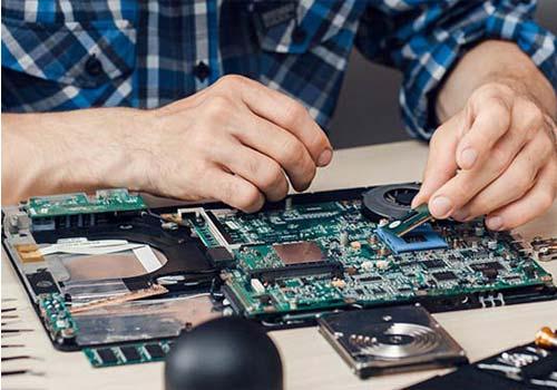 کلاس تعمیر لپ تاپ