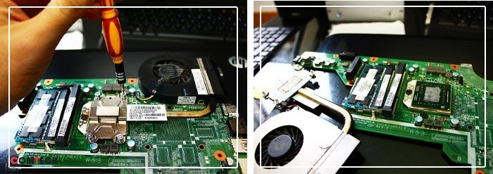 بازکردن لپ تاپ