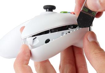 طریقه باز کردن joystick