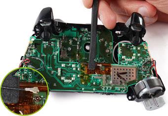 کابل اتصال دکمه ها