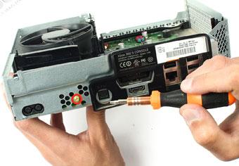 باز کردن محافظ هارد دیسک