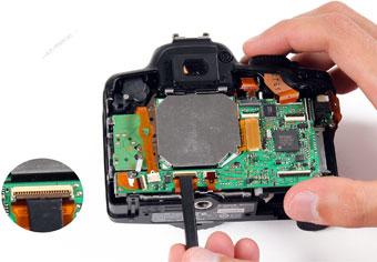 باز کردن رابط سنسور