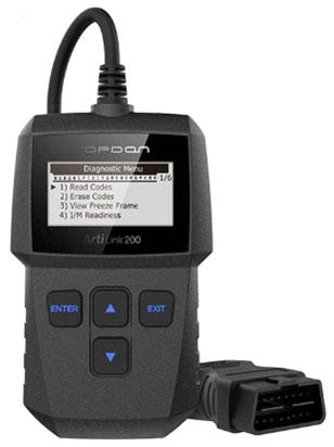 دستگاه دیاگ آرتی 200