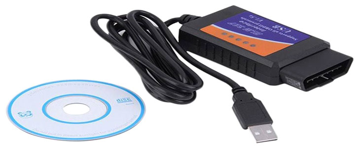 دستگاه دیاگ USB ELM327