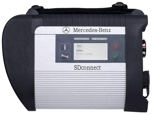 دستگاه دیاگ SDconnect 2