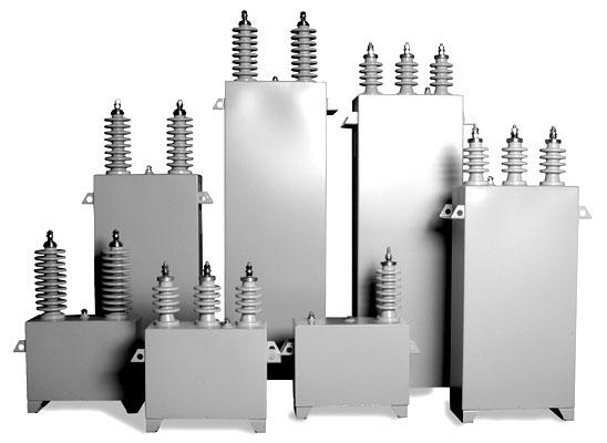 خازن اصلاح ضریب قدرت فشار متوسط