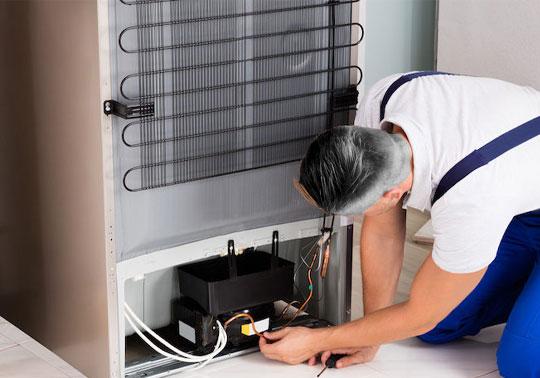 آموزش تعمیرات یخچال