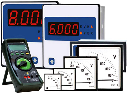 آموزش تجهیزات اندازه گیری برق صنعتی