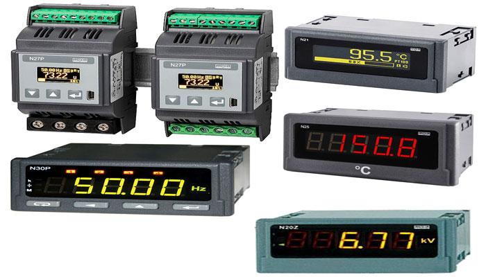meter دیجیتال