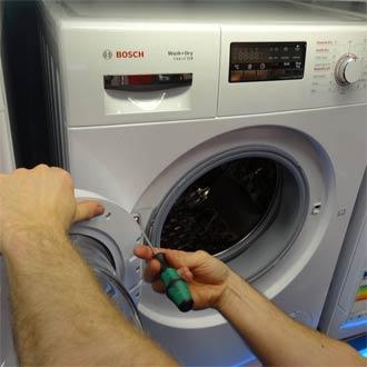 کلاس تعمیر ماشین لباسشویی