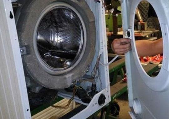 دوره آموزش تعمیر ماشین لباسشویی
