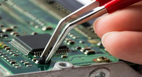 روش شروع مونتاژ بردهای الکترونیکی