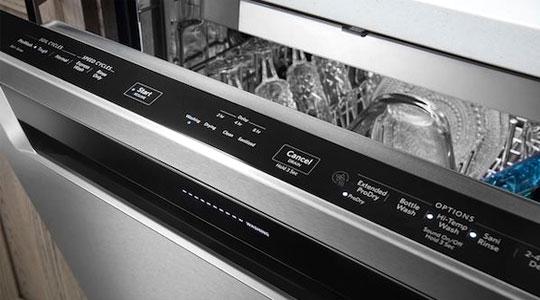 کدهای خطای ماشین ظرفشویی