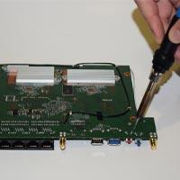 آموزش تعمیر تجهیزات شبکه