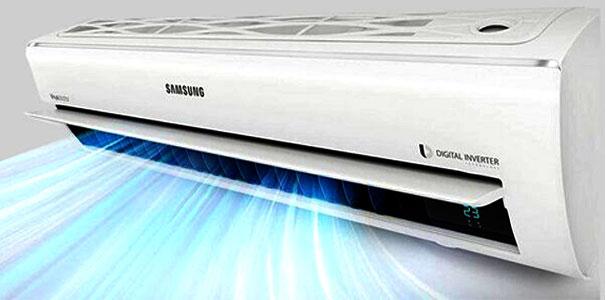 Gas Cooler Samsung