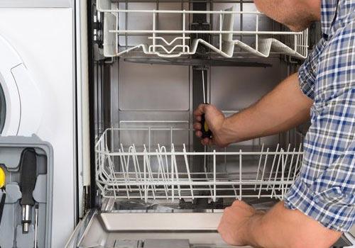 آموزش عیب یابی ماشین ظرفشویی