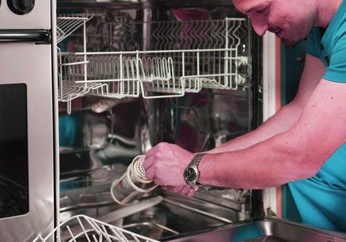 کلاس تعمیر ماشین ظرفشویی