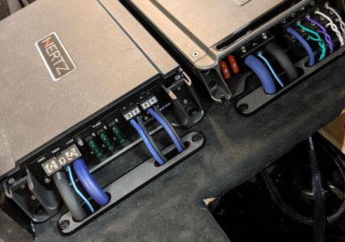 کلاس نصب ضبط و باند ماشین