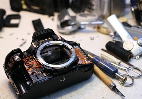 آموزش تعمیر دوربین عکاسی